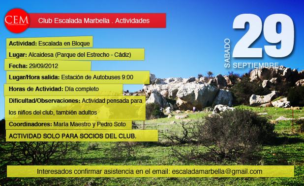 Club de Escalada Marbella