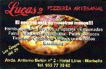 pizzeria lucas 1