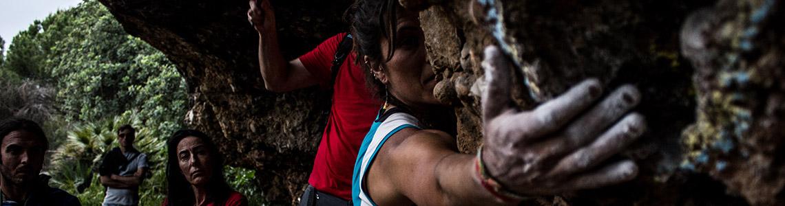 Fotos II Encuentro de Escalada Marbella 2014