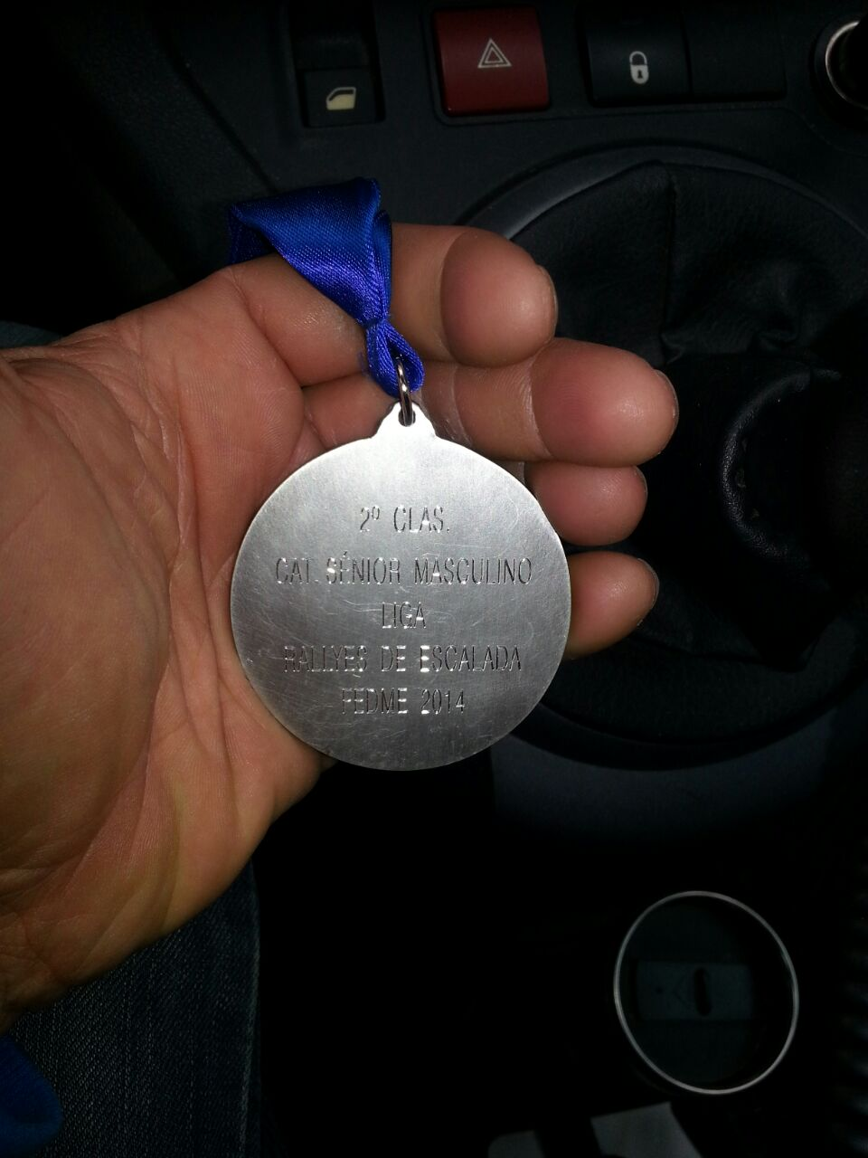 Participación del CEM en Liga Nacional de Rallyes Escalada 2014