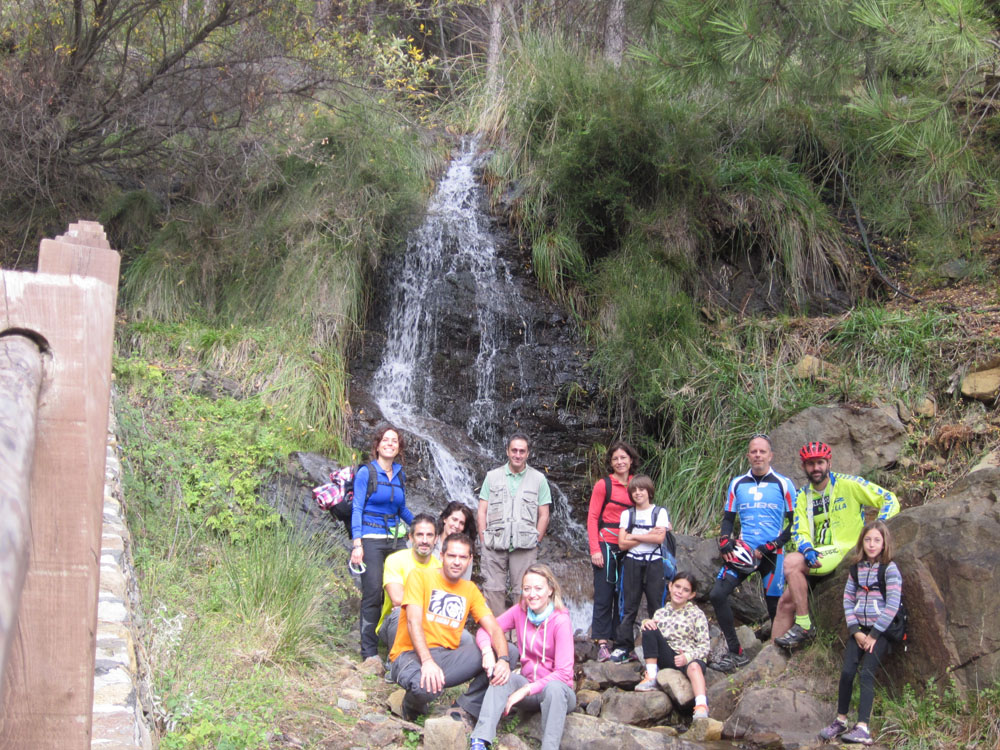 Subida al Castaño Santo (Istán) -Trekking/BTT/Carrera montaña -  Actividad CEM