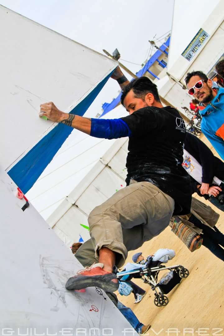 El Club de Escalada Marbella se impone en el Campeonato de Andalucía de Escalada de Dificultad 2015