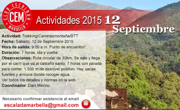 Actividad CEM Daidin 12 09 2015