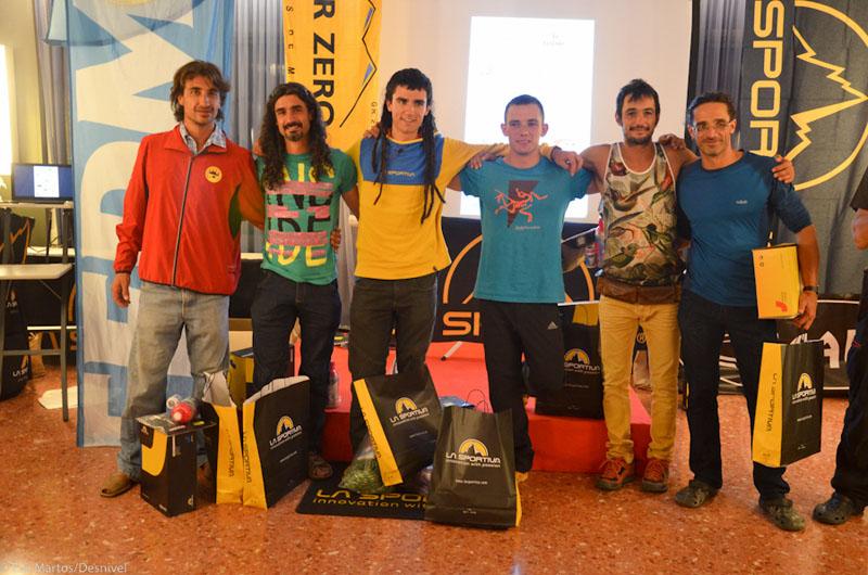 2º puesto para Carlos Hernandéz y Pedro Soto en el VIº Rally La Sportiva 12 horas de Escalada de Terradets (Lérida) 2015