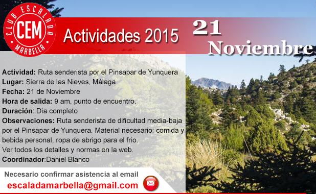 Actividad CEM Pinsapar Yunkera 21112015