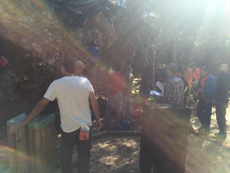 Crónica de Actividad Maratón bloques para Socios – 10/04/2016