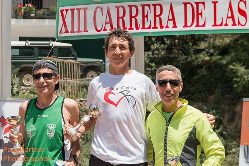Notable actuación del CEM en la VII Animal Trail de El Burgo con podios de Paola Rivadeneyra y Kike Villanueva
