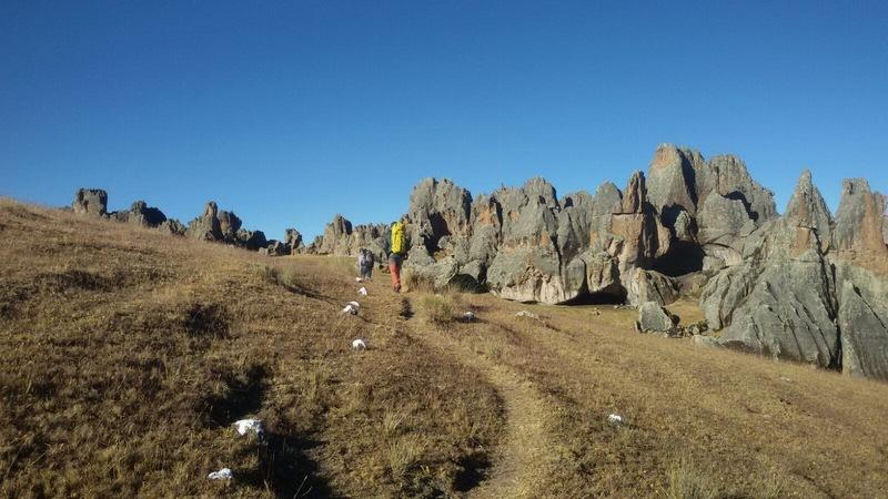 El Club Escalada Marbella pone rumbo a la Cordillera Blanca de Perú para coronar cinco montañas de más de 5.000 metros de altitud