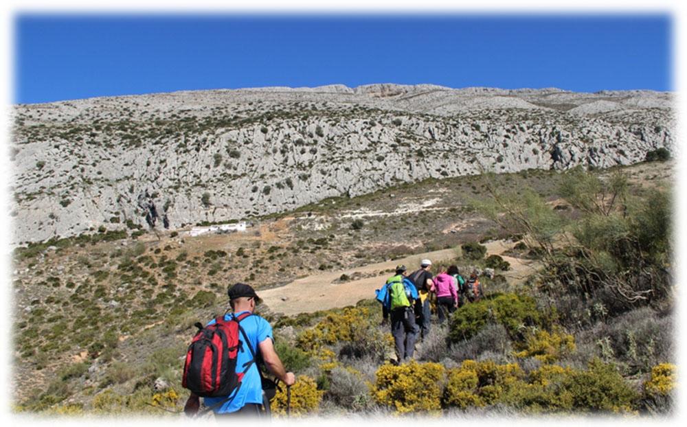Club Escalada Marbella-Subida al Pico Huma 08/03/2014