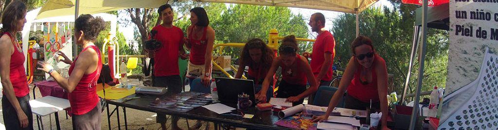 Aceptación condiciones participación en encuentro 2015