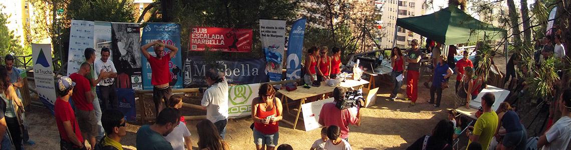 Crónica II Encuentro de Escalada Marbella