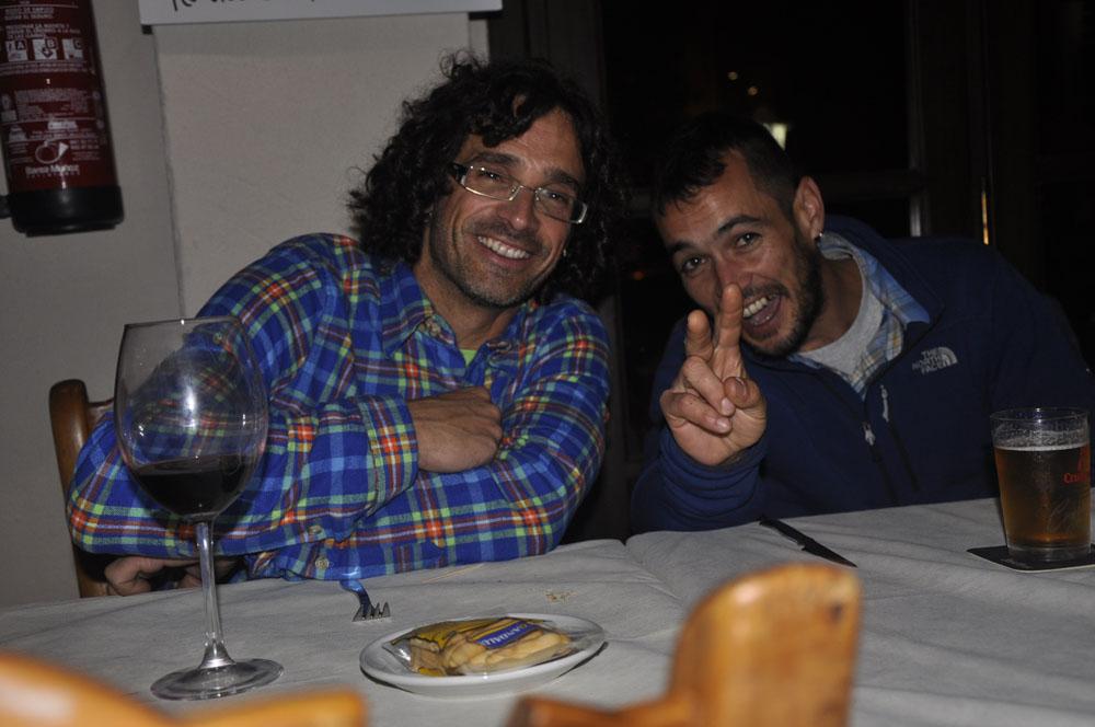 Cena de Navidad 2014 - Club Escalada Marbella