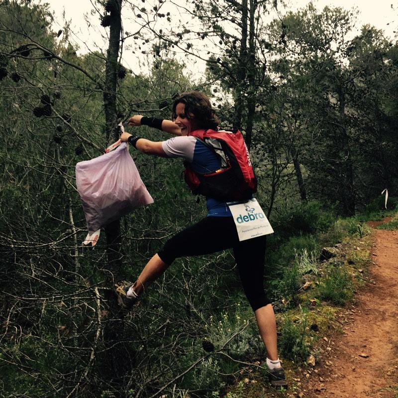 La otra cara de ¨Meryl Sport Trail Cara Los Tajos¨