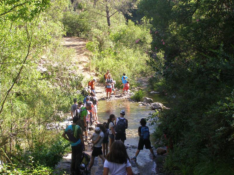 Actividad CEM – Mini Trekking Charca del Canalón (Istán) – 20/06/2015