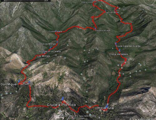 Ruta Circular trekking/running por Puerto Rico – Sierra Blanca