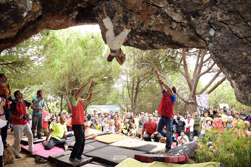 III Encuentro de Escalada Marbella 2015