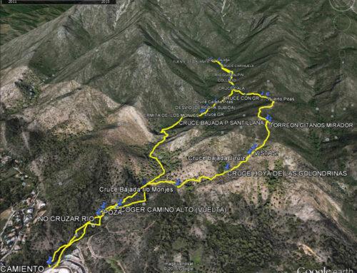 Ruta Xarblanca-Monjes-Fuente Calaña por Sierra Blanca