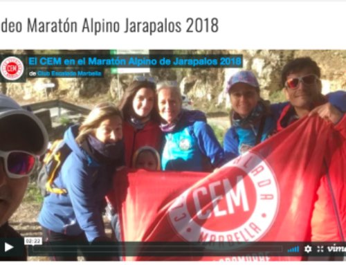 Video Maratón Alpino Jarapalos 2018